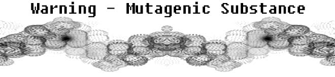Warning - Mutagenic Substance