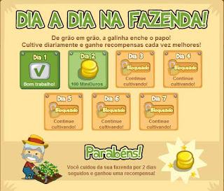 Bônus Diário