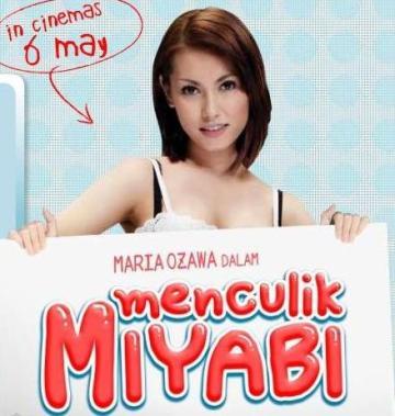 Film Menculik Miyabi tersebut juga dibintangi Nicky Tirta, Herfiza ...