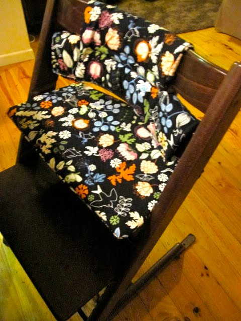 How to Make Swing Cushion and Rocking Chair Cushion, Make Cushion