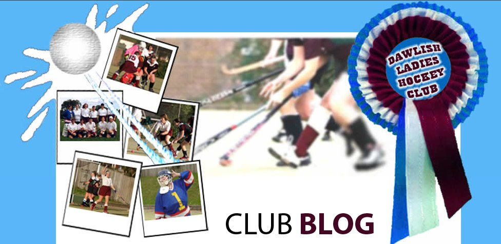 Dawlish Ladies Hockey Club Blog