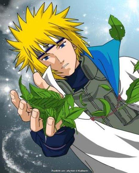 Naruto: La Historia Sobre El Cuarto Hokage