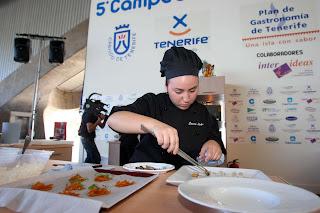 Designados los 10 finalistas del Campeonato de Cocineros de Canarias