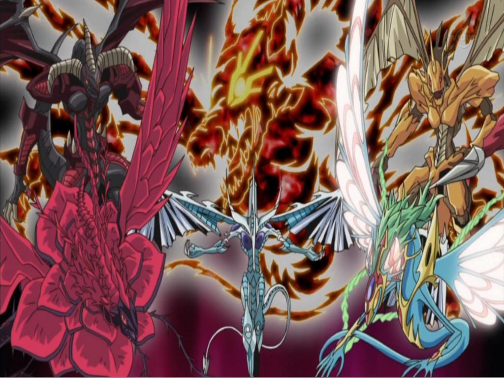 Yu Gi Oh 5D(Yu-Gi-Oh! 5D's): 2010-07