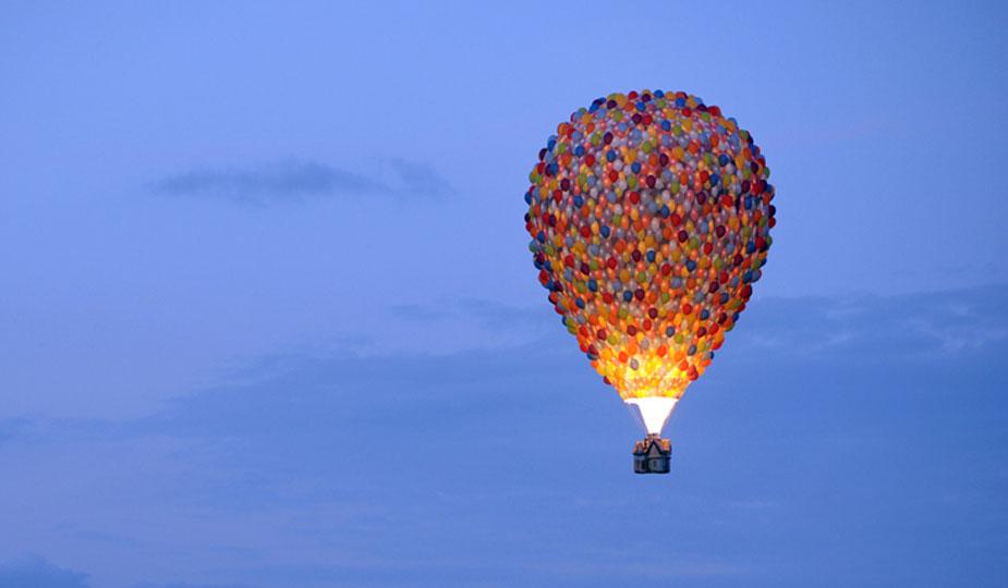 Best Lighting Balloon hot air balloon