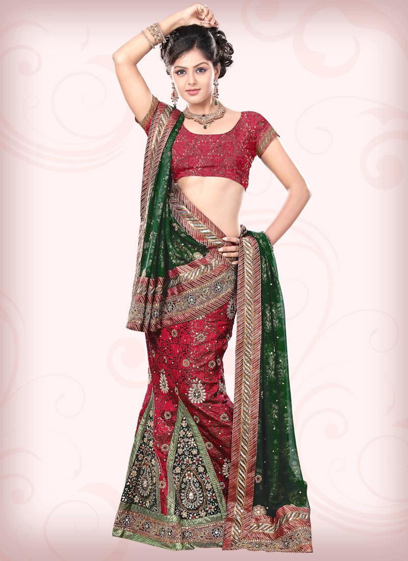 Fashion India Stylish Lehenga Choli