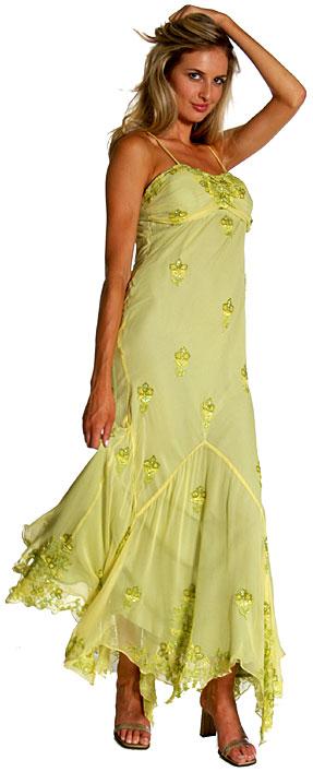 Cocktail Dresses With Handkerchief Hemline 52