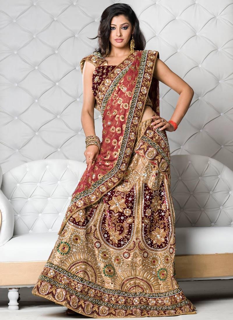 Fashion India Traditional Lehenga Choli