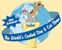 ENTER THE WORLD'S COOLEST CAT CONTEST!