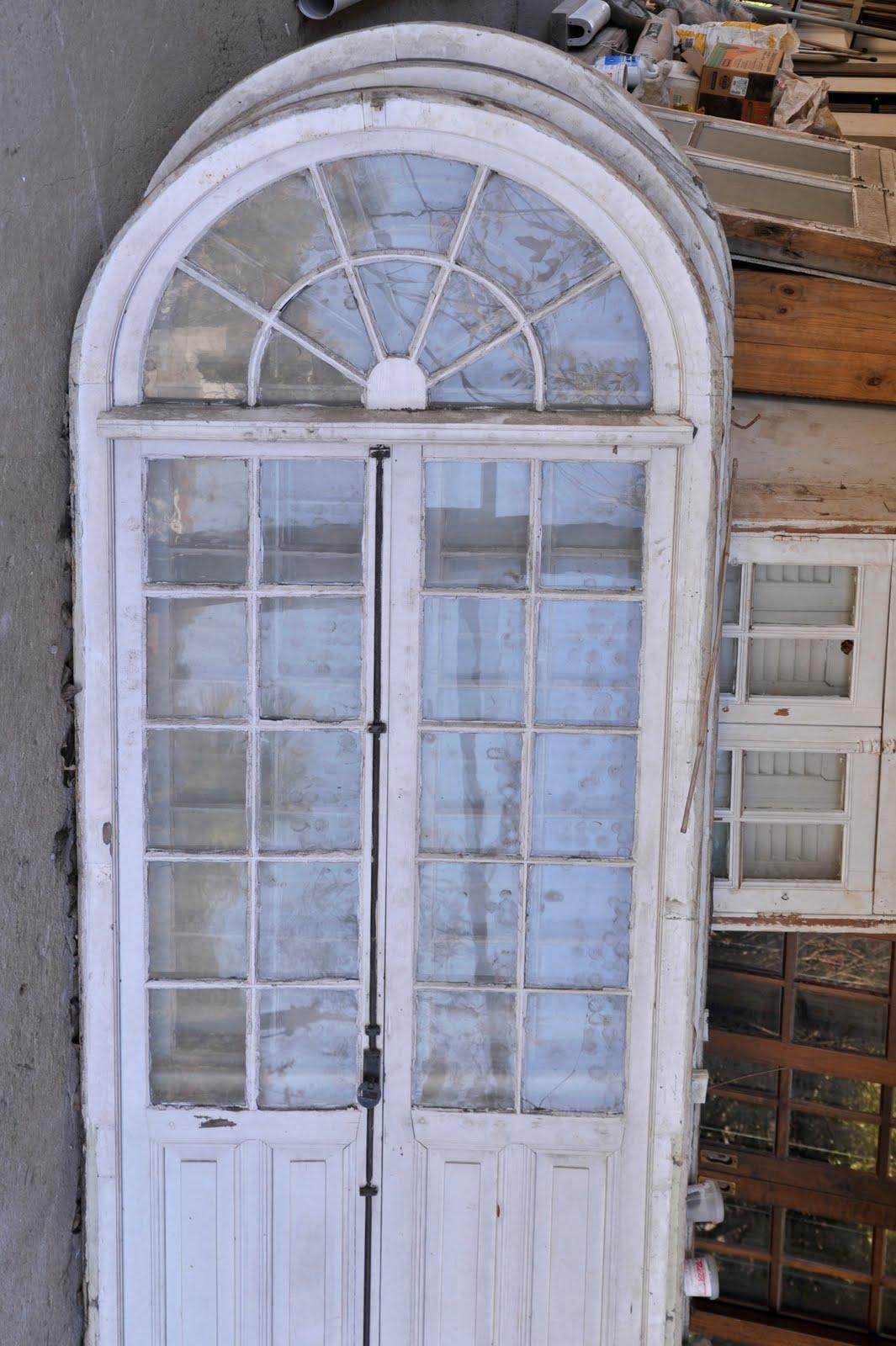 #69462F Portas e Janelas Antigas: Portas para reparo 2. 624 Janelas Madeira Arco