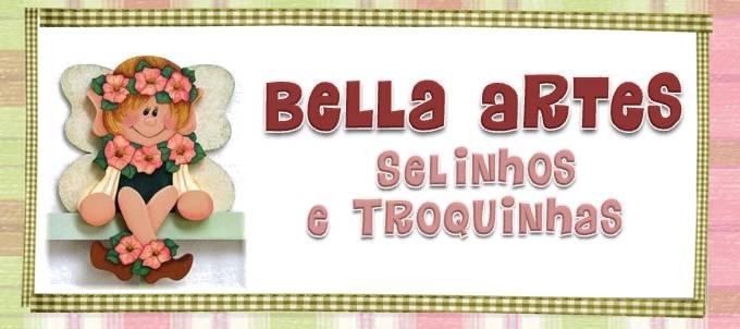 Bella Artes Selinhos e Troquinhas