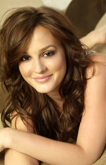 Leighton meester north shore 7