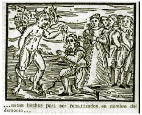 3. Los brujos están hehcos para ser rebautizados en nombre del Demonio