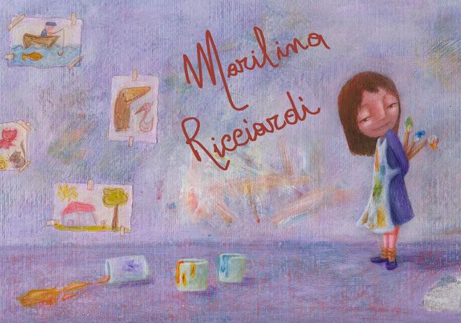 Marilina Ricciardi illustratrice