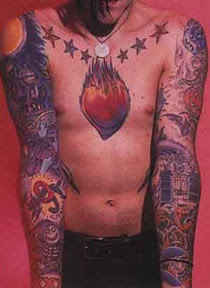 Davey Havok Tattoos on Davey Havok Tattoos   Ideas And Pictures