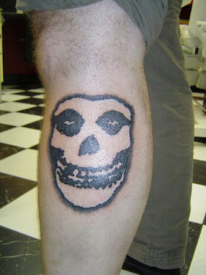 My Misfits tattoo by ~maga-a7x on deviantART. Misfits Tattoos
