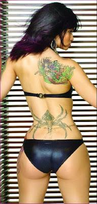 Charli Baltimore Tattoos