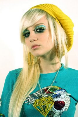 Blonde Hair(02)