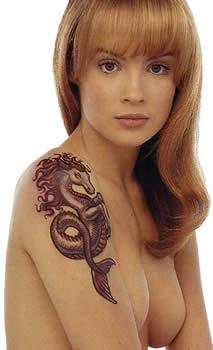 Michelle Behennah Tattoo