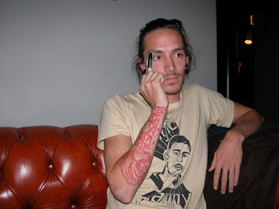 Brandon Boyd Tattoos