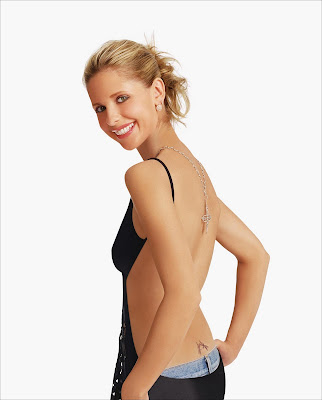 Sarah Michelle Gellar Tattoos