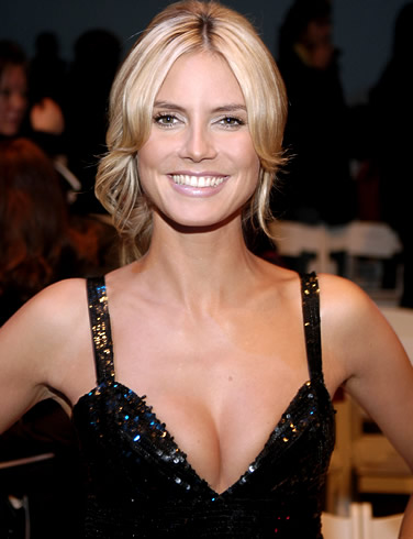 heidi klum bob with bangs. Heidi Klum Hairstyles