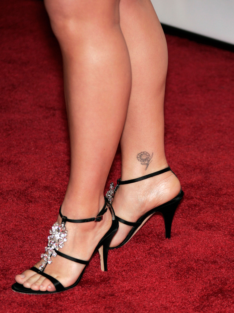 rosary ankle tattoos. Ankle Tattoos
