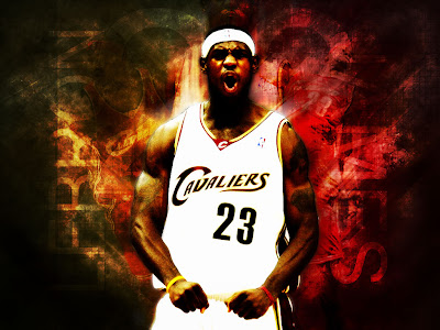 lebron james wallpaper 2009. lebron james wallpaper.