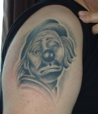 (darklainara @ May 19 2009, 10:54 ) * ????????? , ? Clown Tattoos