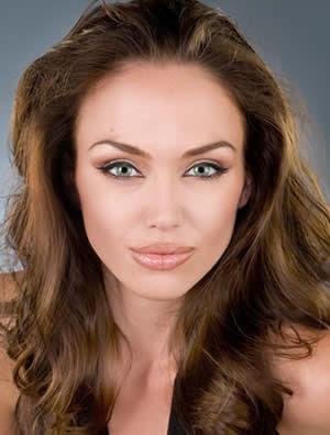 adriana lima look alike
