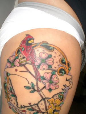 Henna Tattoos Miami on Tattoos Designs Gallery  Cardinal Tattoos