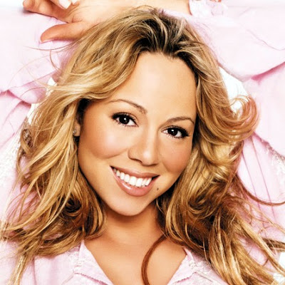 mariah carey close up