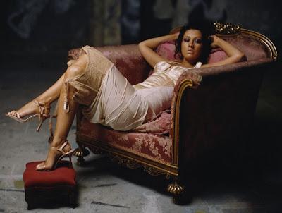 christina aguilera feet