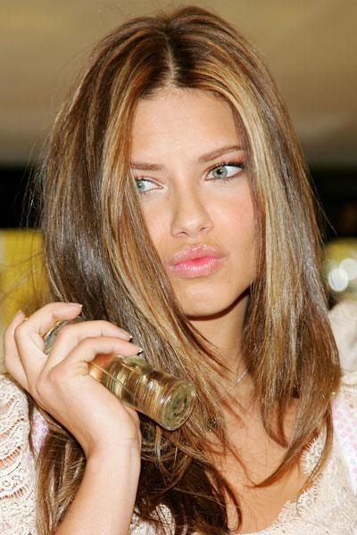 Adriana Lima Hairstyles