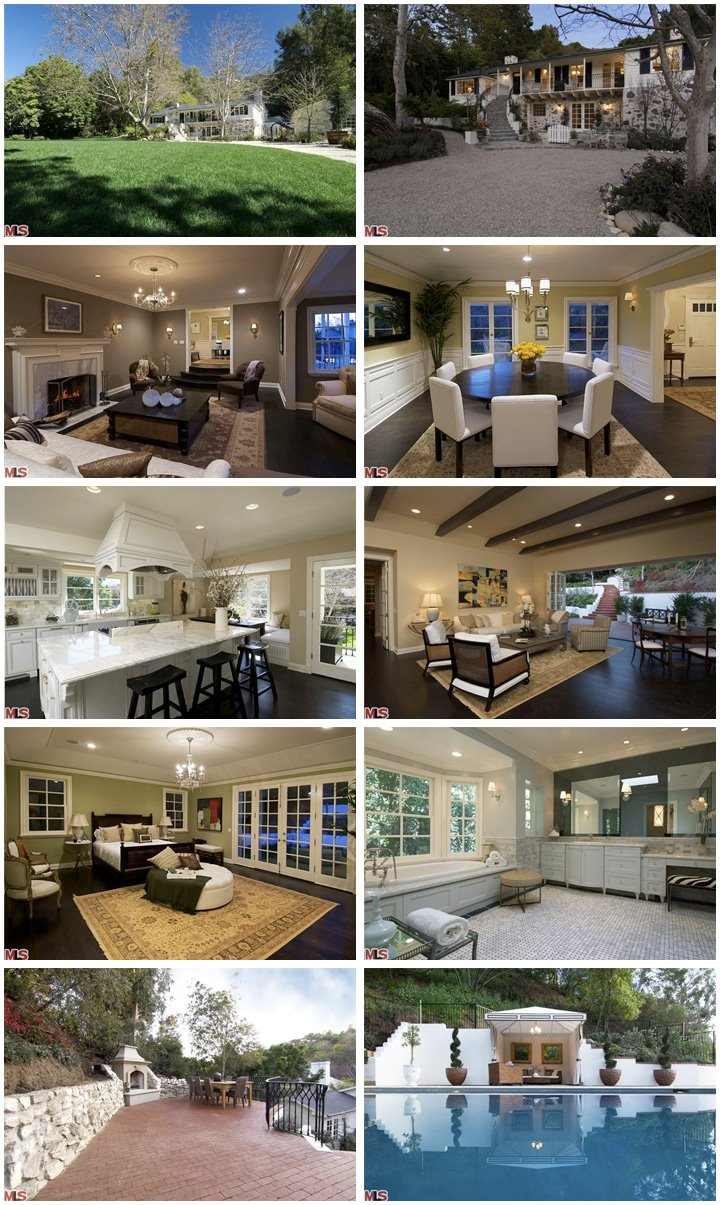 Famous Celebritys Houses: Patrick Dempsey House