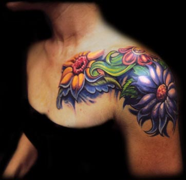 bull tattoo meaning tribal tattoos for chest. Left tribal tattoos flowers.