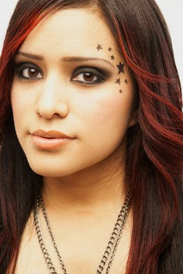 face tattoos ideas