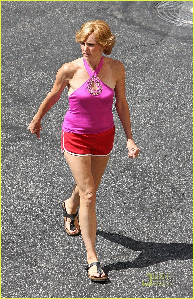 Molly shannon naked