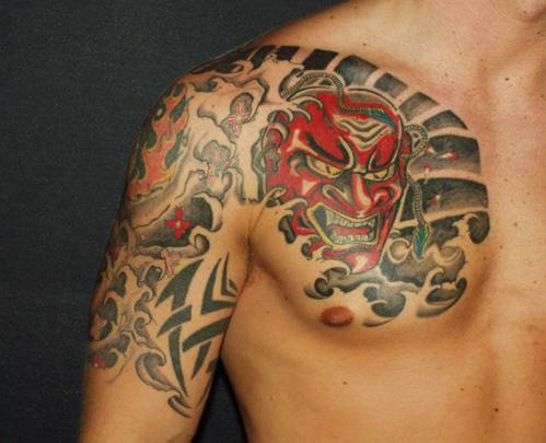 Asian Tattoos – Choosing The Best Tattoo Body Art