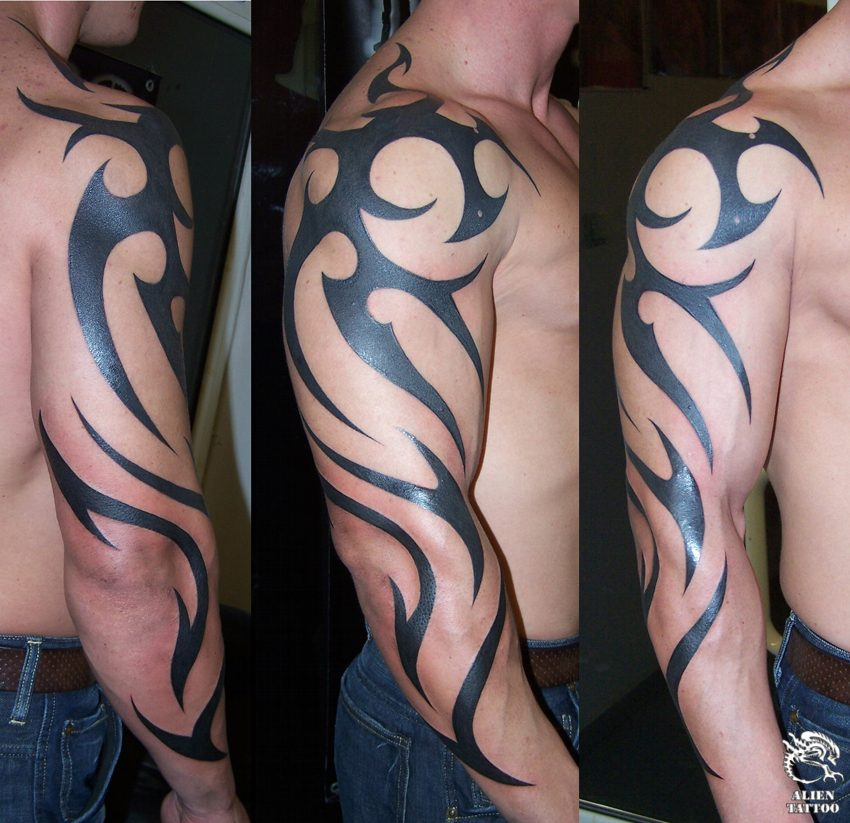 tattoo band designs, arm band tattoo tribal maori celtic and japanese ideas