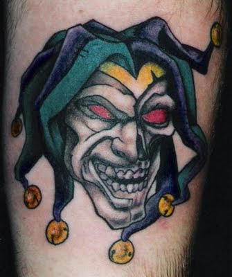 Clown Tattoo 11jpg