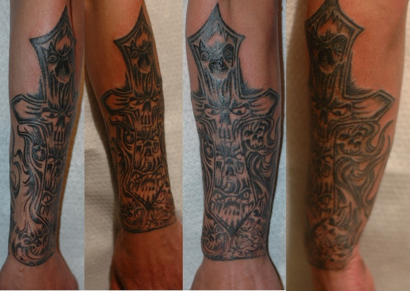 forearm tattoos for men ideas