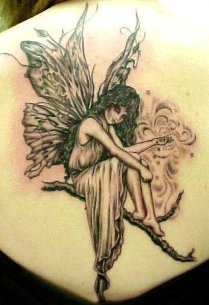 Fairy tattoos come in a very broad range of artwork designs ranging