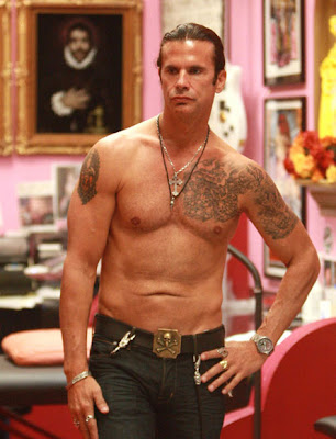 Lorenzo Lamas Tattoos Design