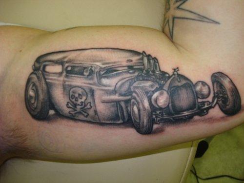 Trend Tattoos Car Tattoos