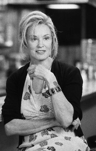 Jessica Lange has also said she has a crescent moon tattoo located on her