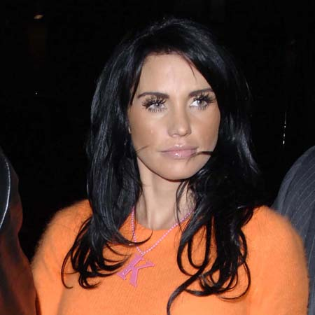 Here we see shades of actress Courtney Cox's as Ms. Price dons a lovely long