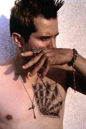 John Leguizamo Tattoos