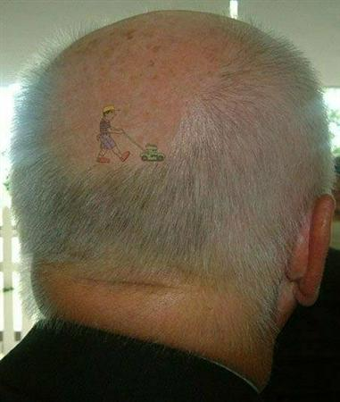 Funny Tattoos