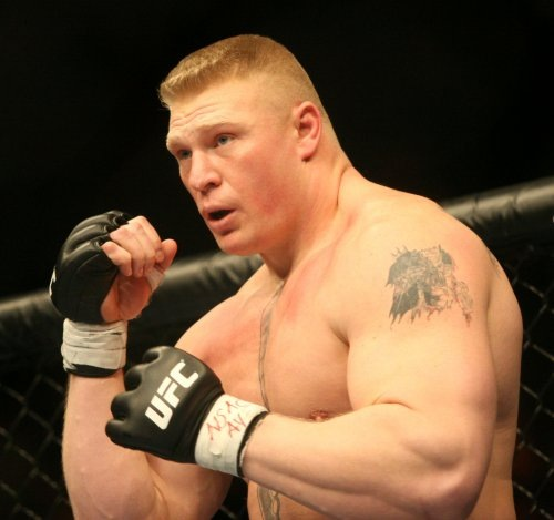 Brock Lesnar Tattoos